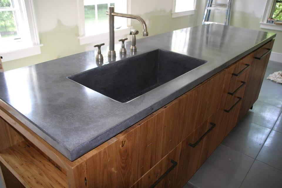 umywalki z betonu