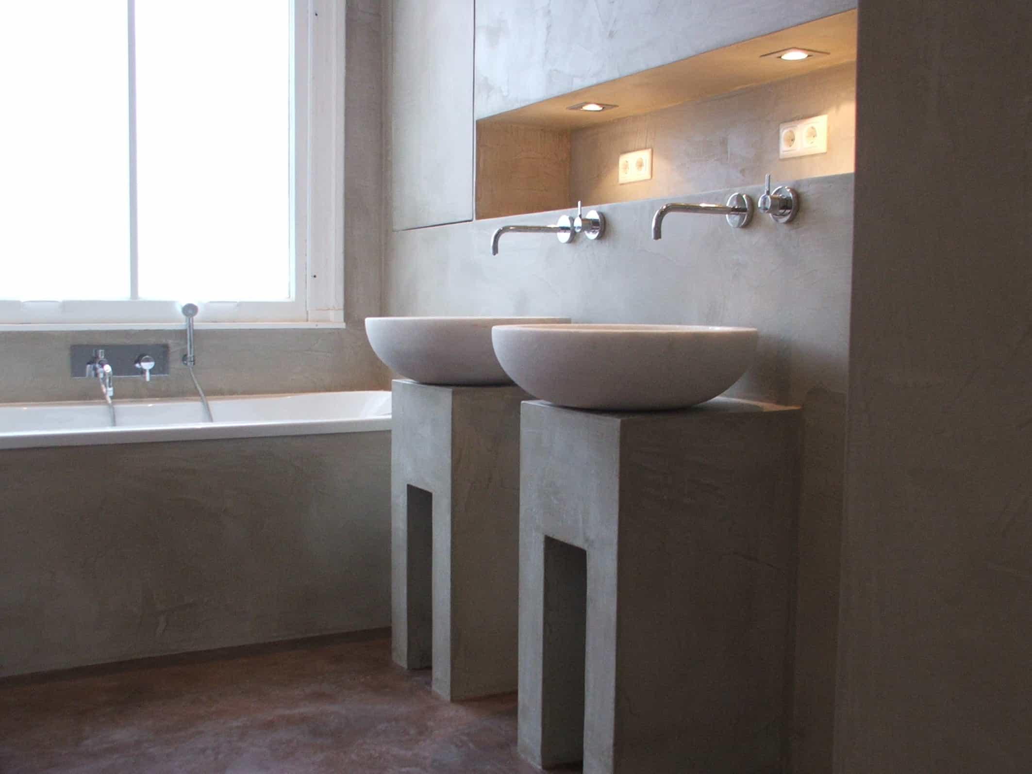 umywalki z cementu