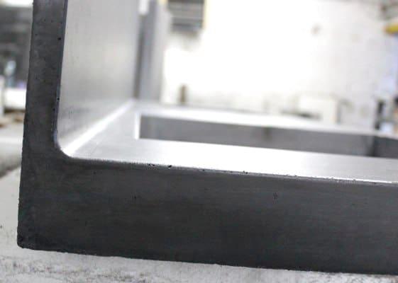 Łazienkowe Blaty betonowe - Blaty betonowe cena