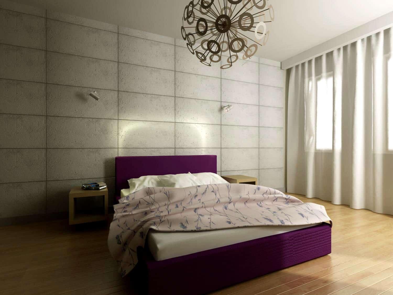 Sypialnia design