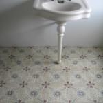 Klasyczne płytki łazienkowe