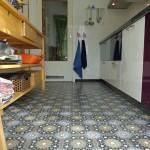 Designerskie kafle na podłogę