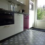 Cementowe kafle kuchenne