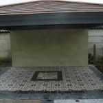 Cementowe płytki dekoracyjne