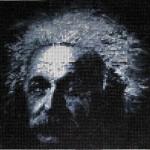 Einstein mozaika