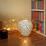 Vintage Lampa - Rustykalna Lampa