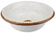 Kinga - rustykalna umywalka z wzorem